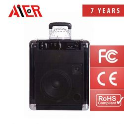 Preferential Price New With Custom Printed Logo Compatible Usb/Fm Mini Bluetooth Speaker