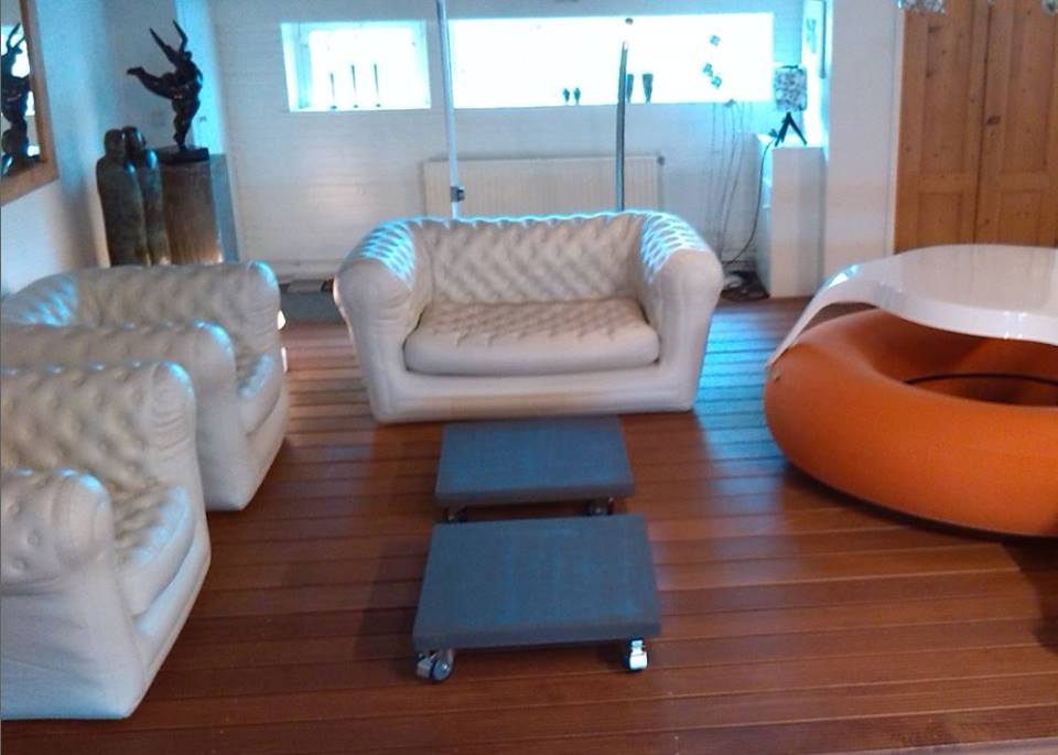 Inflatable Living Room Set