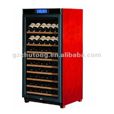 80 bottle wooden wine cellar wine refrigerator w230a cold