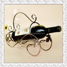 wholesale wire baskets wine bottle holder