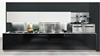 kitchen design modern kitchen cabinet / American kitchen design