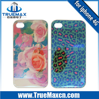Hot Selling sublimation TPU cases for iphone 4/4S