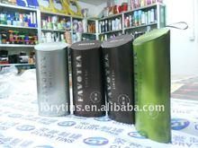 perfume packaging tin box