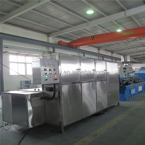 Automatic Steel Strip Ultrasonic Cleaning Machine For Welding Wire ...