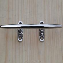 Herreshoff cleat 10'' stainless steel marine hardware