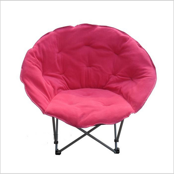 outdoor furniture luxury sun loungers beach folding garden chairs moon shape convenient seat. Black Bedroom Furniture Sets. Home Design Ideas