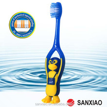 animal handle baby tooth brush made in China