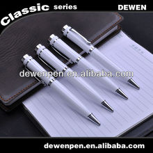 the newest style metal christmas ballpoint pen