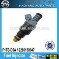 0280150947/f1te-d5a ofreciendo oem baratos del inyector de combustible de la boquilla para ford( 4 agujeros)
