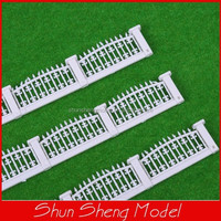 Sand table model building model material villa Fence Garden railing
