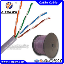 Customized Z Crown Network Cable Cat5/ 5e Cable