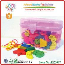 Fruit and Animal Shape Beads Toys
