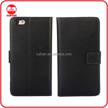 China Manufacturer Wholesale Book Pouch Stand Pocket Wallet Leather Flip Cover Case for Huawei Honor 4X