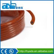 OEM Solid or stranded 2.2mmdouble core plastic optical fiber adss cable