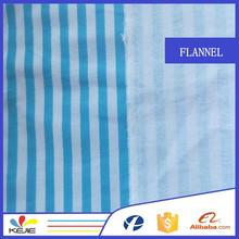 China cheap super soft custom design print cotton flannel fabric