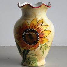 Modern Ceramic Flower Vase Painting Designs