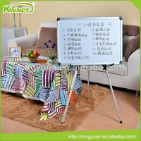 China supply cheap tripod whiteboard with stand for kids