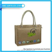 jute bag with zipper,cheap jute bag,jute beach bags