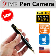 New product full hd 1080P hidden pen camera, mini pen camera, 1080p hidden video camera pen