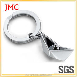 Hot selling keychain with high quality keyring with low price fiat car logo keychain