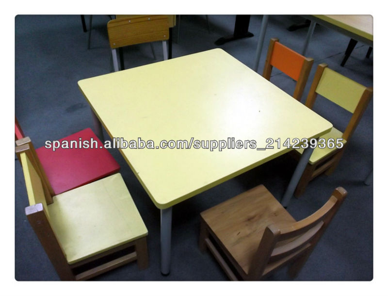 Mesa y sillas para ni os estudiar mesa para ni os - Sillas ergonomicas para estudiar ...