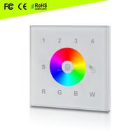 US size LED strip flashing led controller/RGB led touch wifi light switch