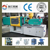 plastic injection molding machine for head