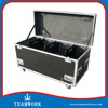 Cable Case Road Trunk Flight Case With Removable Dividers