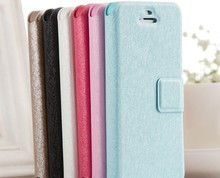 Reasonable Price Mobile Phone Genuine Leather Flip Flap Case Cover For Iphone 5