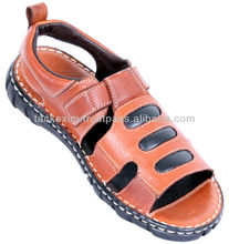 Fancy Leather Sandals Mens