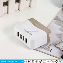 multiple 4 port usb chargers,US/UK/ EU/AU folding plug usb charger for all mobile phone