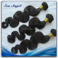 Tangle Free 7A Body Wave Brazilian Hair Extensions Canada