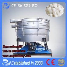 Tianyu convenience installation YBS Tumbler Vibrating Sieve for white granulated sugar