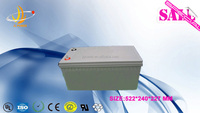 SMF 180 ah battery price of inverter battery 12v 180ah for solar power ups eps system with CE approval
