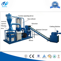 2015 China Best Manufacturer copper circuit board / e waste pcb recycling machine / pcb recycling line With Ce Iso Certified