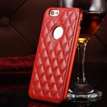 Wholesale Durable Hard PU Leather Phone Case