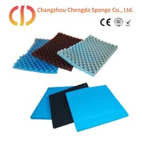 activated carbon roll filter foam insulated foam box