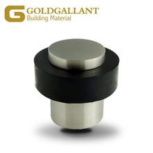 Zinc Alloy heavy rubber door stopper/door stop(DS001)