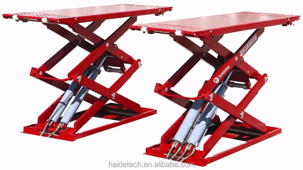 Mini Hydraulic Scissor Lift : Compact and portable t mini hydraulic lift for garage