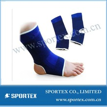 New Ankle Support Brace ,Elastic Compression Wrap Sleeve ,Sports Relief Pain Foot#HT-32