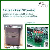 fireproof circuit board coating glue