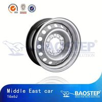 BAOSTEP Oem/Odm Quality Iso Certified Supplier Rickshaw Wheel Rim