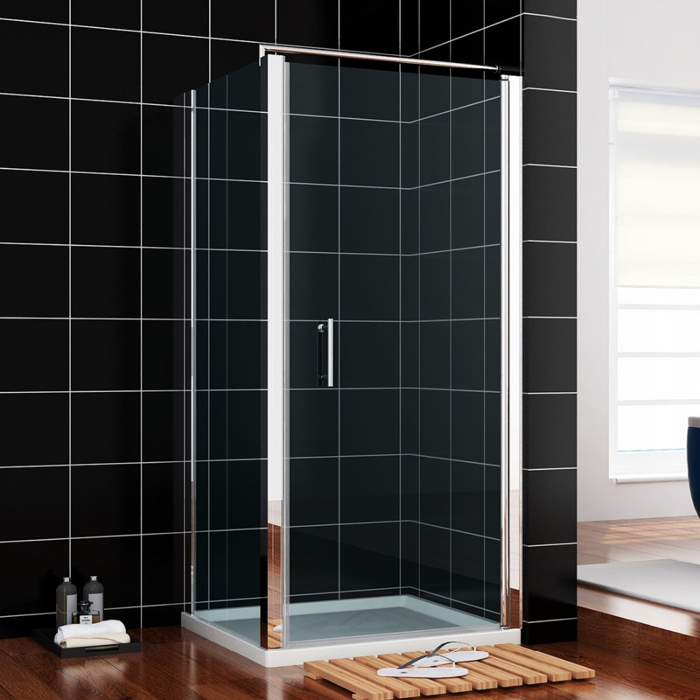 6mm Pivot Hinge Open Shower Doors Direct From Sally Technology Co Ltd In China Mainland