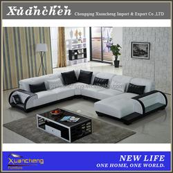 new model sofa sets pictures,living room furniture sofa set,u shaped sectional sofa