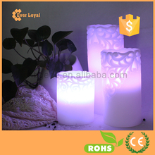 Innovative Hollow Out Candle Wax Set Branded Scented Candles
