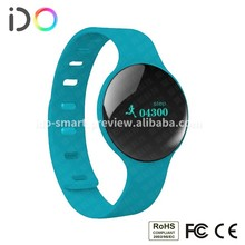 2015 new bluetooth wrist watch, bluetooth vibrating wrist watch for fitness manufacturer directly OEM and ODM