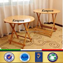 kangson price cheap foldable round portable table