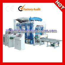 Hot QT6-15 Small Concrete Block Making Machines For Sale