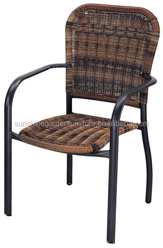 Rattan bistro chair buy rattan bistro chair outdoor furniture garden