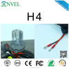 Hot selling h4 single beam xenon super vision hid kit h7